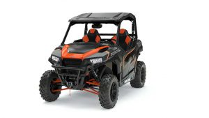 POLARIS GENERAL 1000 EPS DELUXE TITANIUM MATTE METALLIC
