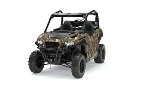 POLARIS GENERAL 1000 EPS HUNTER EDITION PURSUIT CAMO