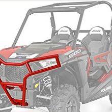 Бампер передний / K-BPR FR DLX BRSH GRD RZX RED