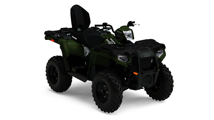 polaris 570 2017 green