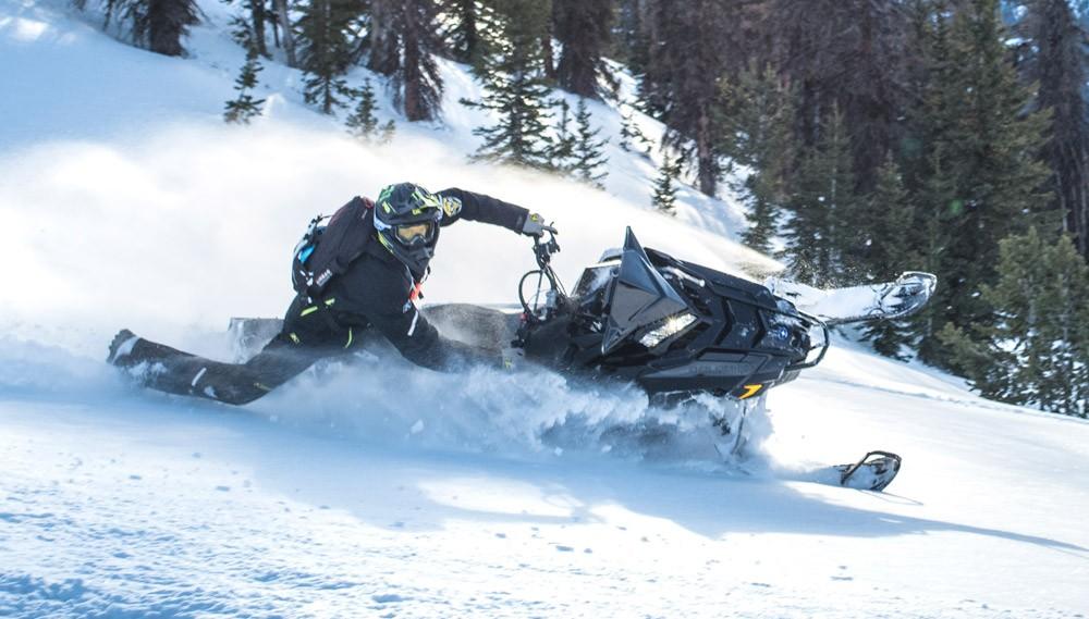 Polaris представляет линейку снегоходов 2019 модельного года