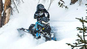 2019 Polaris 850 Pro-RMK 155