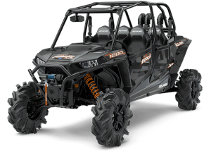 2018 Polaris RZR XP 4 1000 EPS HIGH LIFTER EDITION