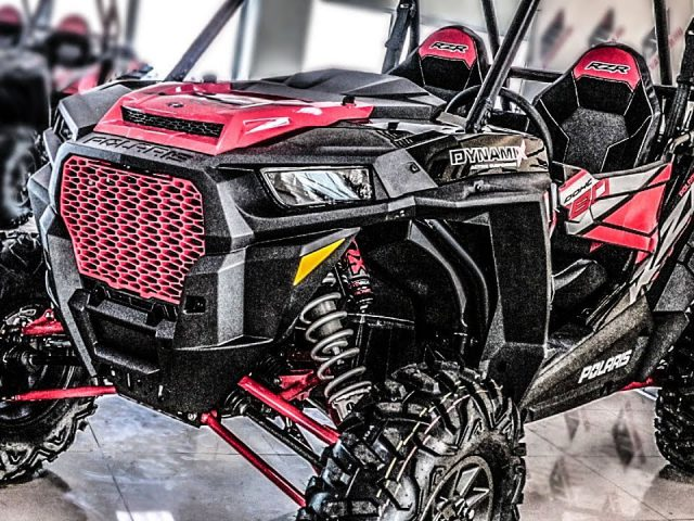 Видео обзор Polaris RZR Turbo Dynamix