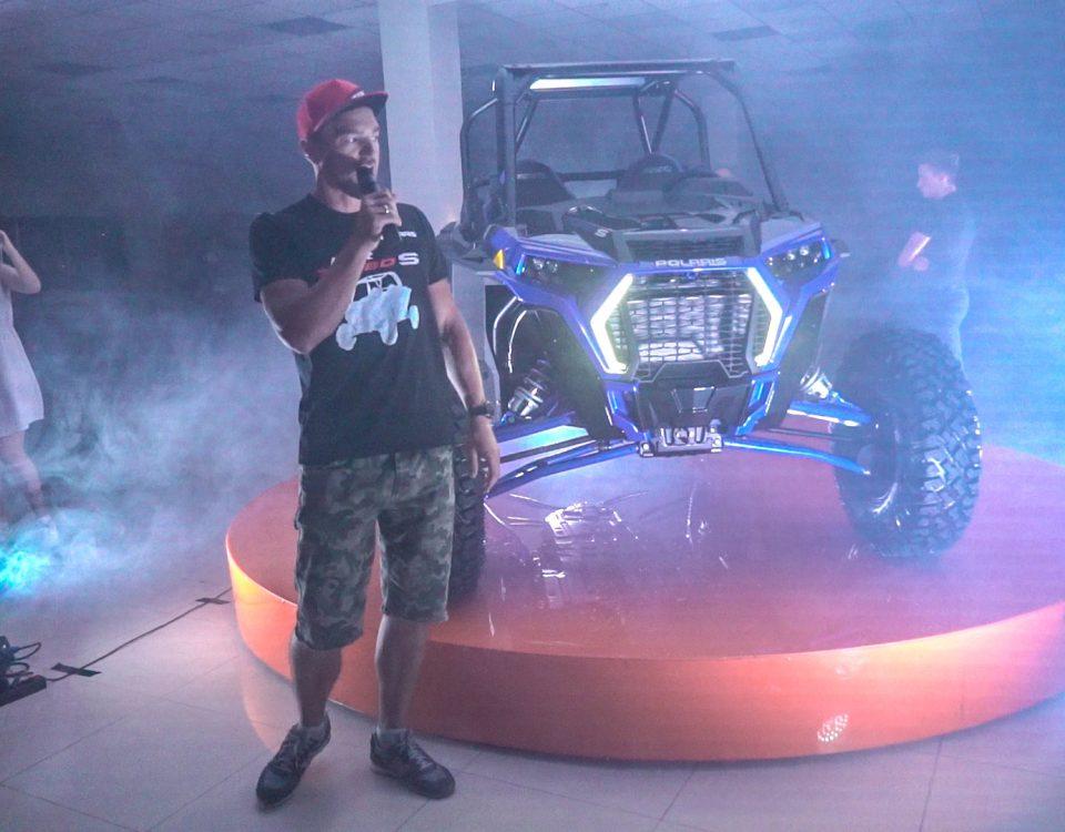 Презентация Polaris RZR Turbo S в России: видеорепортаж и промо-ролик
