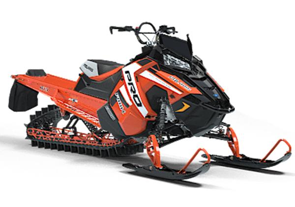 2019 Polaris 850 Pro-RMK 163 3'' (Orange)