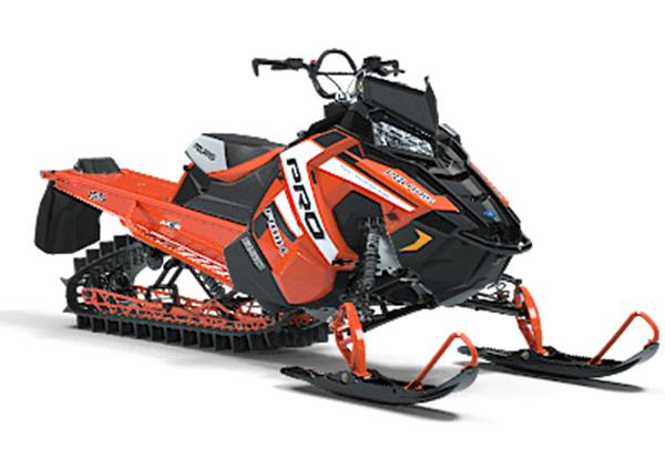 2019 Polaris 850 Pro-RMK 155 3'' (Orange)