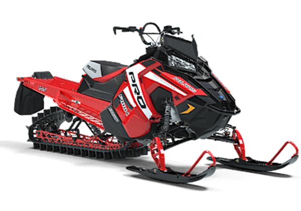 2019 Polaris 850 Pro-RMK 155 3'' (Red)