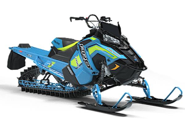 2019 Polaris 850 Pro-RMK 163 3'' (Blue)