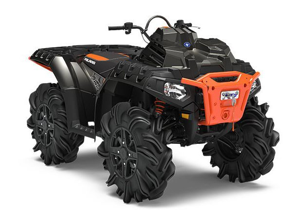 2019 Polaris Sportsman XP 1000 HIGH LIFTER EDITION
