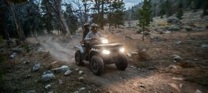 2019 Polaris Sportsman TOURING 850 SP