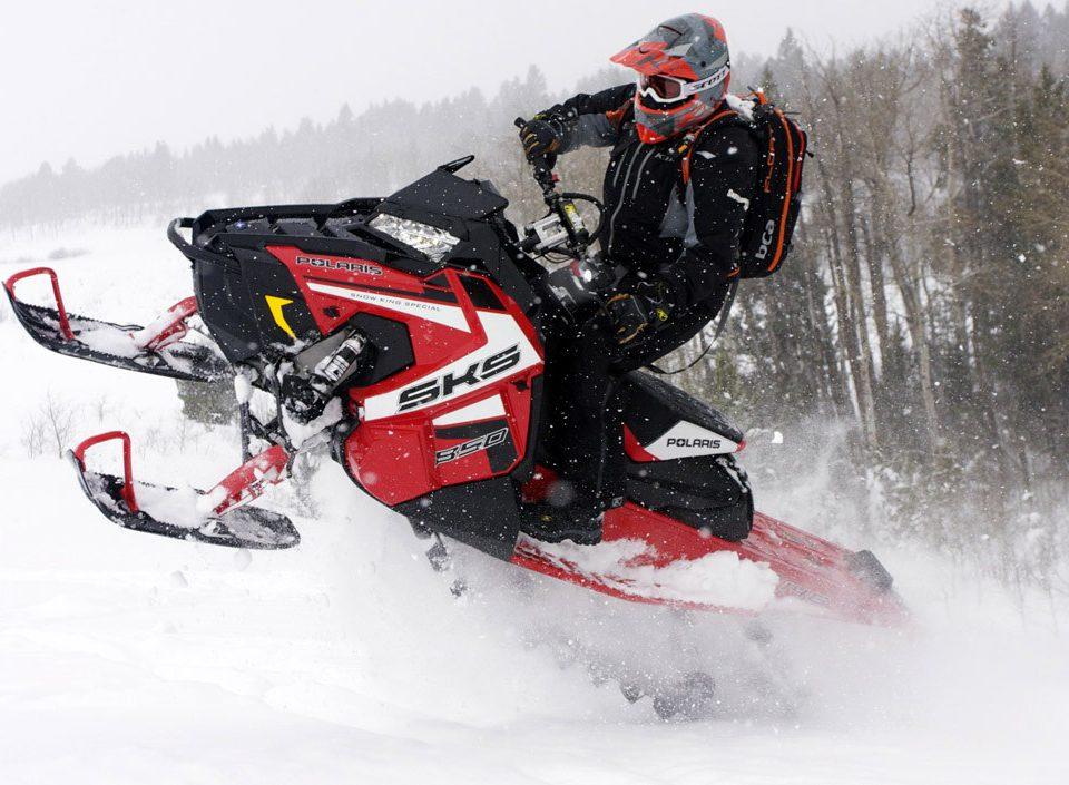 Снегоход Polaris 850 SKS 146: особенности и характеристики