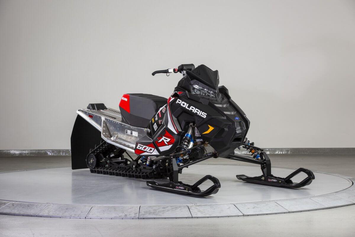 Polaris 600R Race Sled – новое слово в гоночных снегоходах!