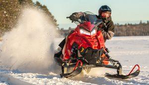 Обзор новых снегоходов Polaris 2020