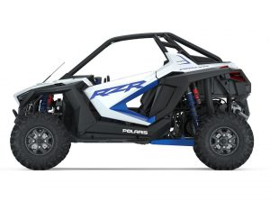 2020 Polaris RZR PRO XP Ultimate White Lightning