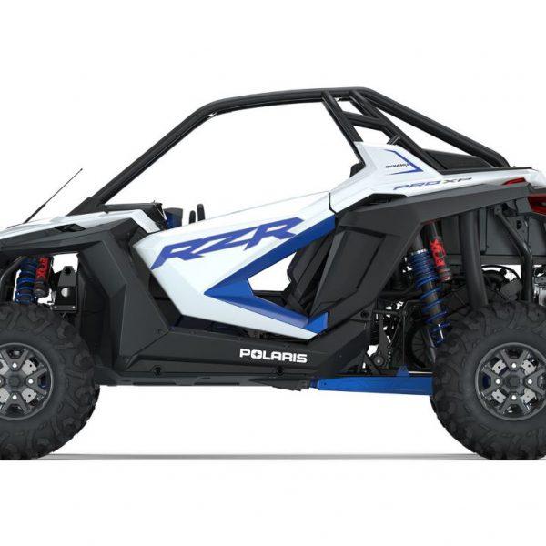 2020 Polaris RZR PRO XP Ultimate White Lightning