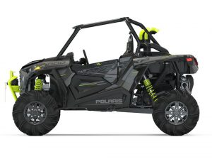 2020 Polaris RZR XP 1000 High Lifter Stealth Gray