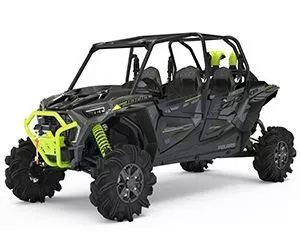 2020 Polaris RZR XP-4 1000 High Lifter Stealth Gray