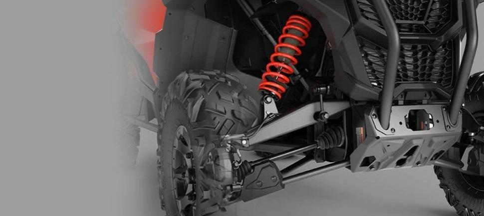 Обзор-сравнение узкоплатформенных квадроциклов Polaris RZR 900 и BRP Maverick Trail 1000 DPS