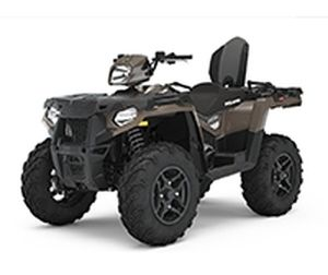 2020 Polaris Sportsman Touring 570 Premium Nara Bronze