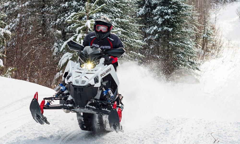 Снегоходы Polaris 2021: обзор новых моделей и технологий