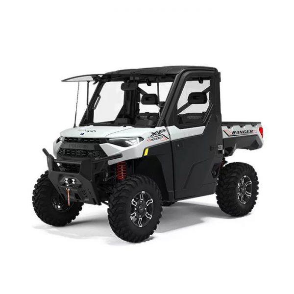 2021 Ranger XP 1000 NS Ultimate Ghost White Metallic (US spec)