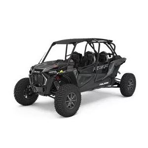 2021 RZR XP 4 Turbo S - Onyx Black