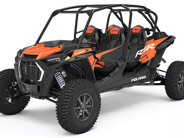 2021 RZR XP 4 Turbo S Velocity