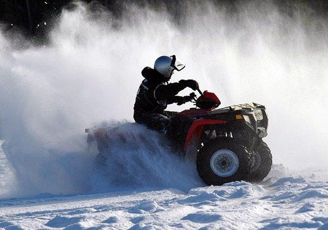 Как подготовить квадроцикл к зиме