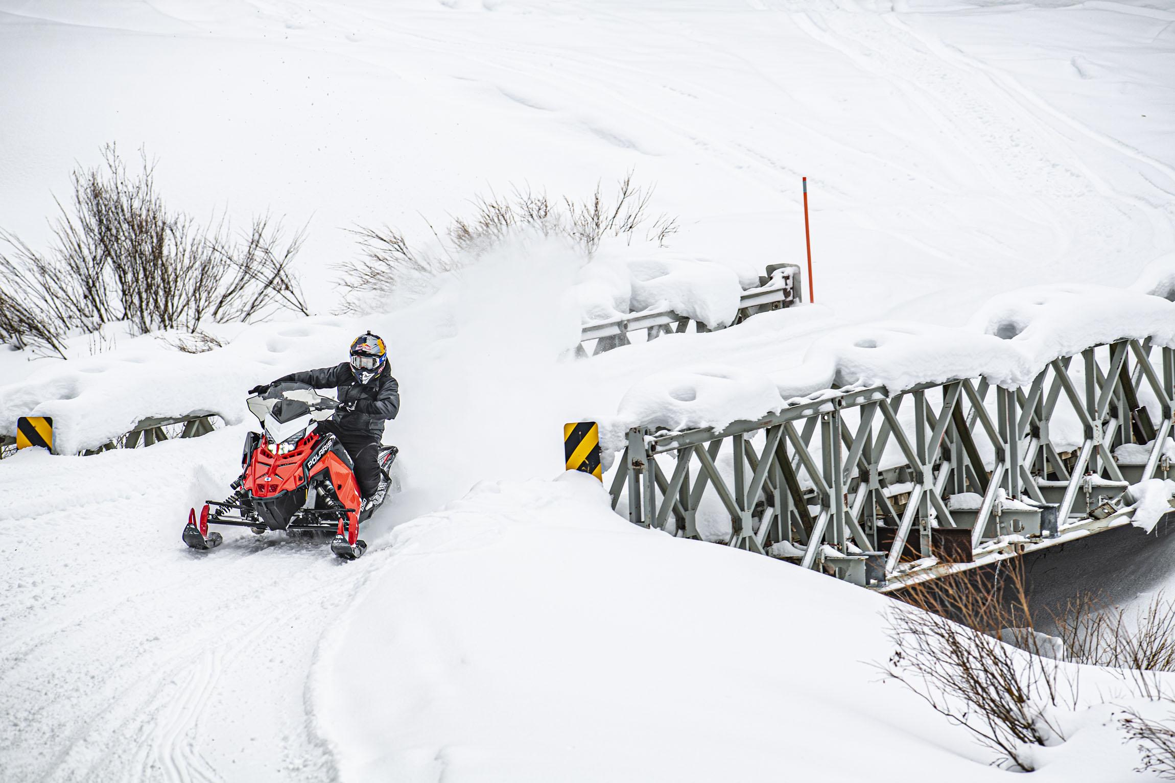 Snowmobiles: Polaris
