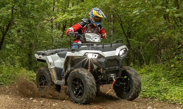 Обзор квадроцикла Polaris Sportsman 570 Ultimate Trail LE